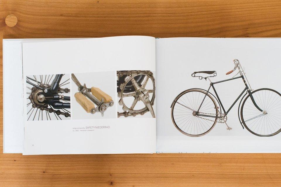 innenseiten fotobuch veloevolution von florian freund