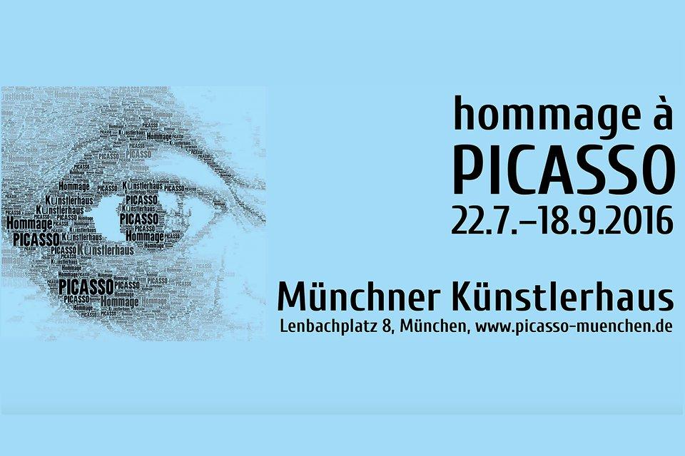 Ausstellung Picasso im Münchner Künstlerhaus